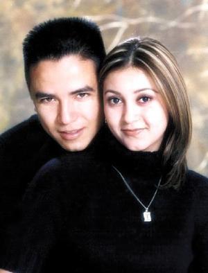 Rafael y Laura Ibarra.
