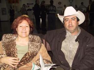 <u><b>13 de febrero</u></b><p> Leticia Aguilar y Javier Aguilar regresaron con destino a Tijuana, luego de visitar a sus familiares en La Laguna.