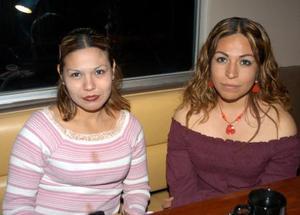 Gabriela y Liliana Durán García.