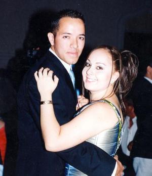 Milton Rivadeneira Méndez y Brenda Alonso Martínez