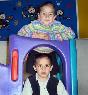 Alexa y Diego Ferriño Treviño