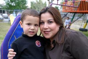 David Murra Safa festejó su cuarto cumpleaños con una divertida fiesta preparada por su mamá, Lizeth Safa de Murra.