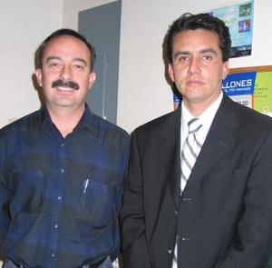 Paulino y Fernando Máynez.