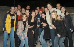 <b><u> 15 de febrero </u> </b><p> Valeria Correa Riva recibió numerosas felicitaciones de sus amigos, con motivo de su cumpleaños.