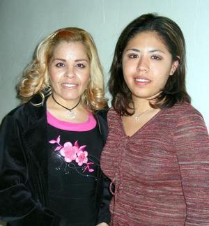 Martha Ríos y Berenice Cervantes