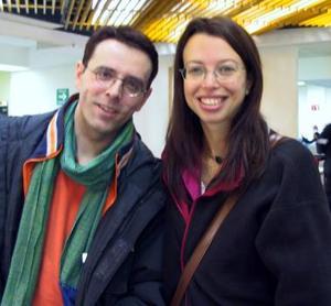 Christian de Lorme regresó a París, luego de visitar a Miriam Dalmolin en Torreón.
