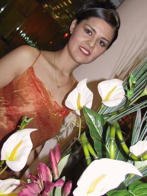 <u><b>20 de febrero</u></b><p>  Graciela Cedillo en la despedida de soltera que le ofrecieron por su próximo enlace nupcial.