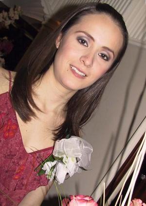 <u><b>23 de febrero</u></b><p> Mónica Luna Fernández contraerá matrimonio en breve y por tal motivo fue festejada con una despedida de soltera.