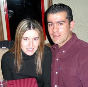 Montserrat Casán y Jesús Saracho.