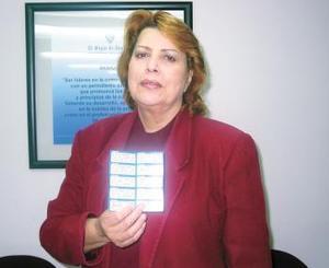 """Nuestra última ganadora de la SEMANA NRO 4 es Patricia Berumen,  lo que más le gusta del periódico es que escriben las noticias de una manera muy sencilla y clara.<p> Este juego para Patricia es una gran motivación para seguir leyendo El Siglo de Torreón, por último invita a la gente de la Comarca Lagunera a que juegue Siglomanía, """"me gustaría que todos participaran para que se expandiera la fortuna en la ciudad por medio de este juego que El Siglo de Torreón tiene para todos nosotros"""", dice la ganadora."""