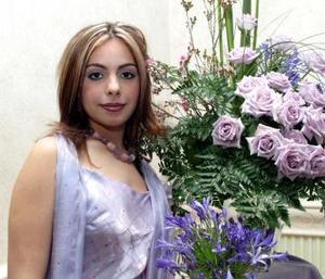 Janeth Bitar Ruiz disfrutó de una despedida de soltera.