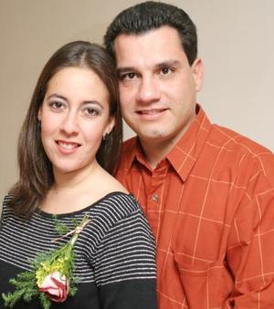 Margarita Tosca y Óscar Marín contraerán matrimonio el 13 de marzo.