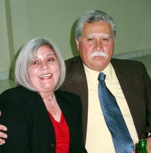 Juan Carlos Silva y María de los Ángeles Ortiz.