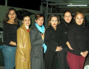 <u><b>28 de febrero</u></b><p> Nuria Ramos Jiménez festejó su cumpleaños en compañía de sus amigos en días pasados.