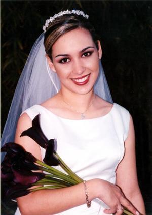 Srita. Ana Isabel Anaya Córdova unió su vida en ceremonia religiosa a la del Sr. Héctor Assaf Jaime Chufani.