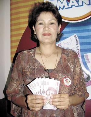 María Elena Samaniego López