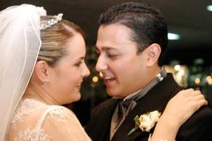 Brenda Baille Berlanga y  Julio Gustavo Villalobos Díaz.