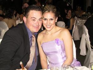José Haro y Brenda M. de Haro.