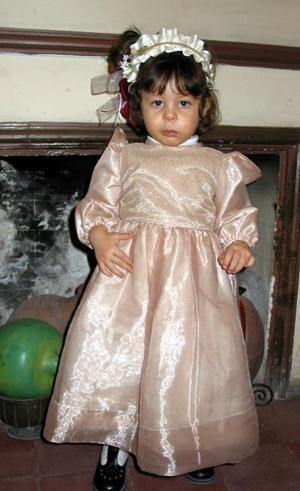 <b><u>02 de marzo</b></u><p>  Pulette Estefania Castañeda festejó su segundo cumpleaños de vida con una divertida fiesta infantil que le organizaron sus papás.