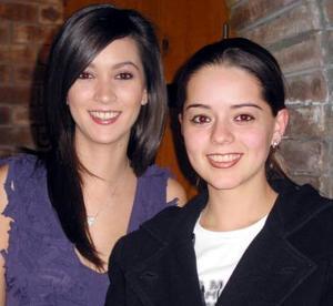 Aurora Gutiérrez y Luly Álvarez fueron despedidas de su soltería en días pasados.