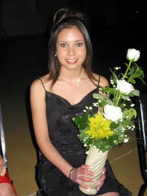 Rosa Isela Banuet Ávalos es La Estudiante Ideal 2004