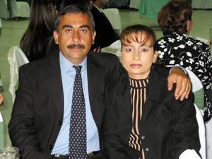 Javier Campillo y Soledad de Silva.