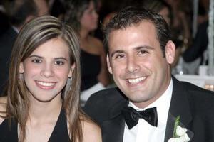 Mariana Serna y Luis Miguel Pérez.