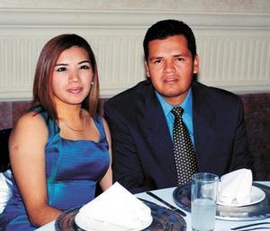 Lucila Elena Montelongo y José Luis Ramírez contrajeron matrimonio el 06 de marzo de 2004.