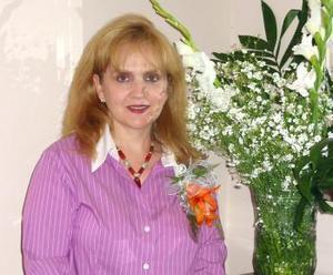 <b><u>06 de marzo </b><u><p> Claudia Zuno de Campa festejó su cumpleaños con un agradable convivio.