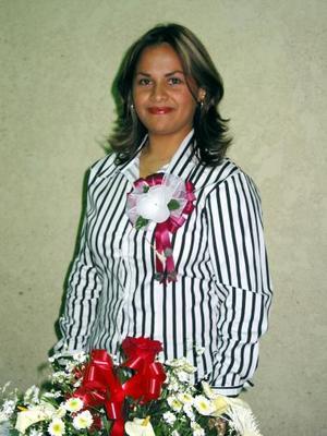 Blanca Leticia Bernal Frayre fue despedida de su soltería con motivo de su próximo enlace matrimonial.