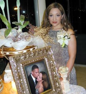 <b><u>05 de marzo </b></u><p> Brenda Liliana Mesta Aldaco disfrutó de una despedida de soltera.