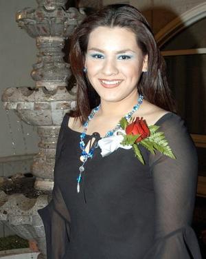 Esperanza Soto Alonzo fue despedida de su soltería con motivo de su próxima boda.