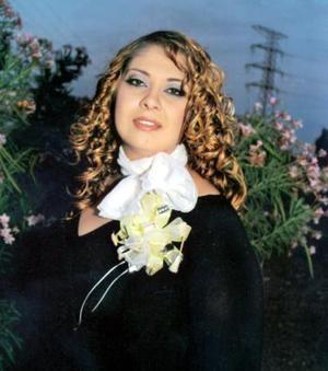 <b><u>07 de marzo </b></u><p> Mayra Ilenia Garibay Soto en su despedida de soltera.