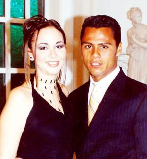 D Jessica Carrera y Alejandro de Albores Ibarra.