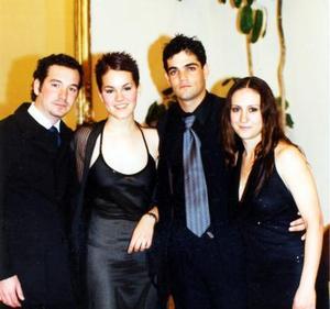 Salomón Facusse, Rosalinda Muñoz, Romeo Dolorosa, Victoria Isalas.