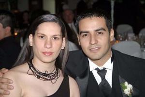 Lucía Sánchez de Miñarro y Rafael Miñarro Villalobos.