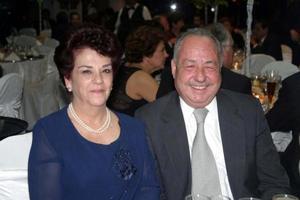 Raúl y Bety Gutiérrez.