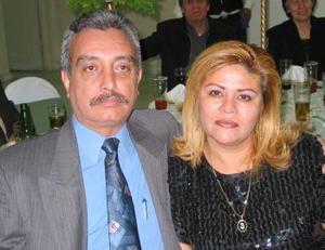 Jesús Campillo y Susana de Silva.
