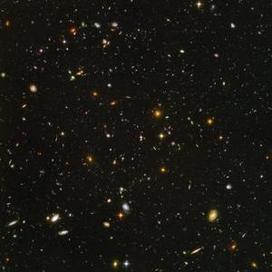Del tamaño de una cabina de teléfonos, la ACS es capaz de ver la luz de galaxias entre dos y cuatro veces más débil que la cámara que reemplazó y también es muy sensible a la radiación casi infrarroja.   <p> La imagen final de la ACS es el resultado de una serie de exposiciones realizadas durante 400 órbitas del Hubble alrededor de la Tierra.