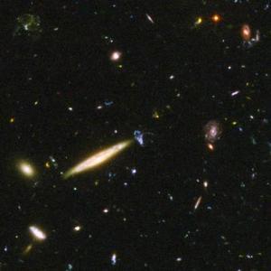 Estas galaxias raras son una crónica de un período cuando el Universo era más caótico. El orden y la estructura estaban comenzando a emerger, afirmó el Instituto en un comunicado en el que describe el descubrimiento.