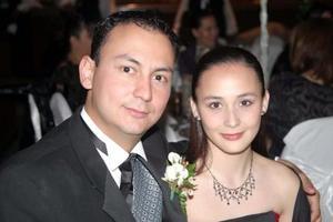 Pilar Anaya Rangel y Juan  Carlos Villalobos.