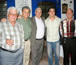 Hugo Ollivier, Jorge Antonio Jaik, Juan José Jaik.