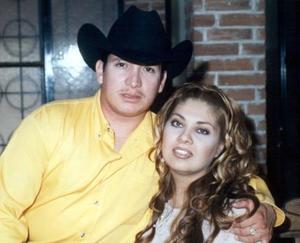 Nicolás Sánchez y Mayra Garibay Soto contrajeron matrimonio recientemente.