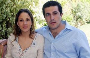 Antonio Safa y Cristy de Safa.