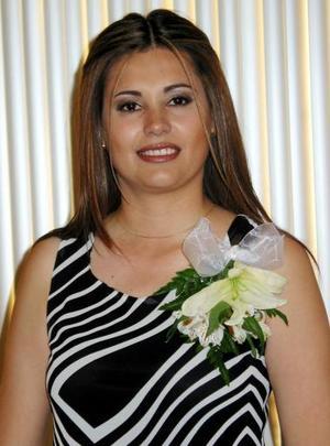 Susana Alejandra Ávalos Martínez fue despedida de su soltería.