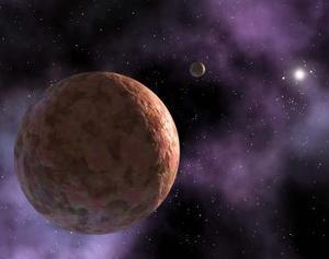 Astrónomos estadounidenses han hallado el cuerpo del Sistema Solar que está más alejado del Sol, y que podría ser considerado el décimo planeta del sistema.