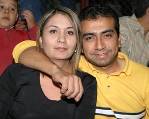 Ricardo Durán y Belem de Durán.