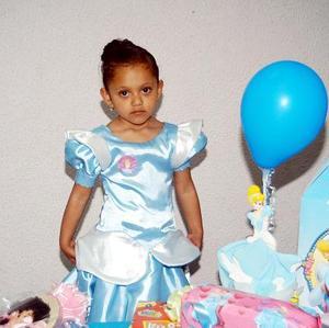 <b><u>14 de marzo</b></u><p>  Sayra Jackeline Herrera Solís festejó su quinto cumpleaños con una divertida fiesta.