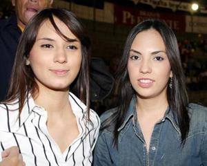 Nuria Ramírez y Patricia Ramírez