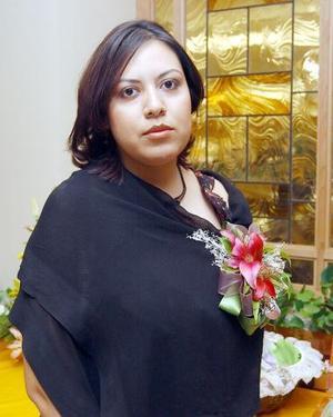 Adriana K. Ramírez contraerá matrimonio en breve y por tal motivo, se le ofreció una fiesta de canastilla.